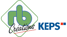logo RB Creations Keps